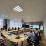 2nd Partners meeting, November 19-2, 2020, Ruse, Bulgaria